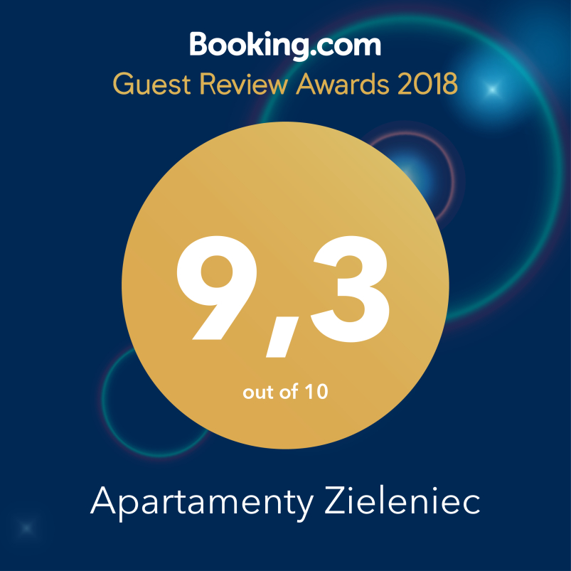 Booking Reviews Awards 2018